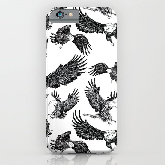 Eagles Pattern iPhone & iPod Case