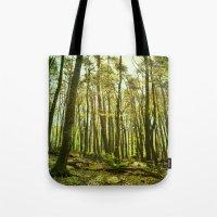 spring woods II Tote Bag