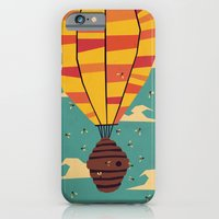 iPhone & iPod Case featuring dangerous living by Yetiland