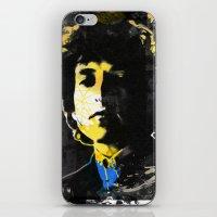 Bob Dylan 06 iPhone & iPod Skin