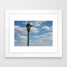 Mercer Beach Framed Art Print
