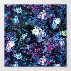 RPE FLORAL X Canvas Print