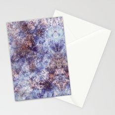 Batik Crackle Stationery Cards