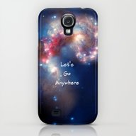 Let's Go Anywhere Galaxy S4 Slim Case