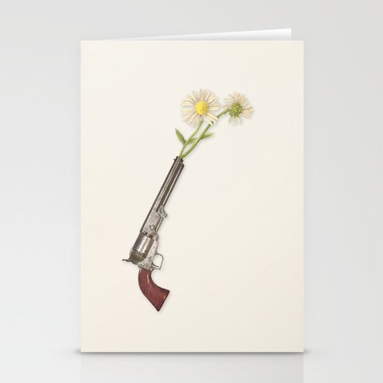 Peacemaker Stationery Card