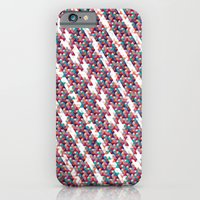 Funfetti Stripes iPhone 6 Slim Case