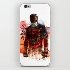 THE MAN WITHOUT FEAR iPhone & iPod Skin