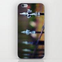 St. Louis Fleur De Lis F… iPhone & iPod Skin