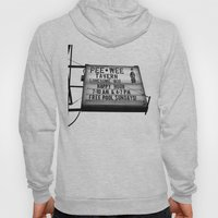 Pee Wee Tavern Sign Hoody