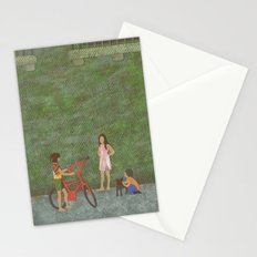 Street (Rue) Stationery Cards