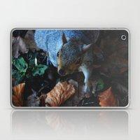 Autumn Squirrel  Laptop & iPad Skin