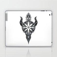 Flower of the sun Laptop & iPad Skin
