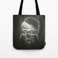 N.E.R.D. - (No-One Ever Really Dies) Tote Bag
