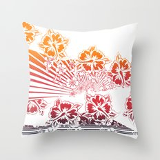 Hawaii Five-O Light Throw Pillow