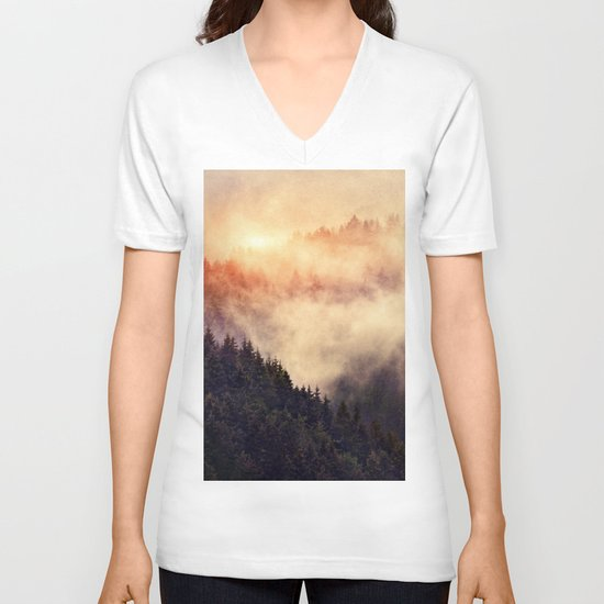 In My Other World V-neck T-shirt