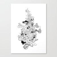 6AM Canvas Print