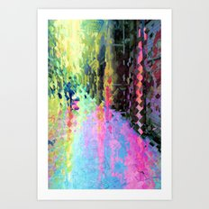 Coincidentally misappropriated yearly kindness. 10 Art Print
