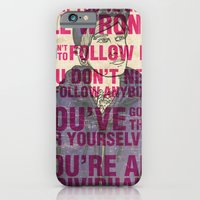 iPhone & iPod Case featuring Individuals by Kirstie Battson
