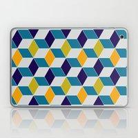 Cube Geometric III Laptop & iPad Skin