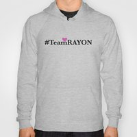 #TeamRAYON Pink - Heart  Hoody