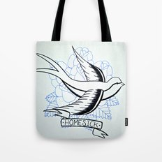 Dirty - Homesick Tote Bag