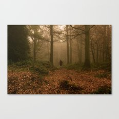 I Hunt Canvas Print