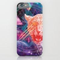 Intergalactic Leopard iPhone 6 Slim Case