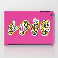 IT'S LOVE iPad Case