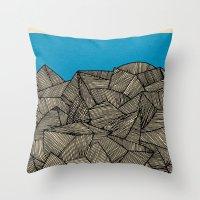 - Boat - Throw Pillow