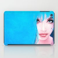 MonGhost XI - TheBlueDream iPad Case