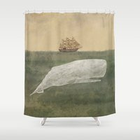 Far From Nantucket  Shower Curtain