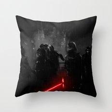 Knights of Ren Throw Pillow