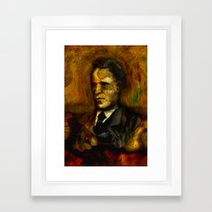 Young Man  Framed Art Print