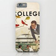 iPhone & iPod Case featuring Welcome To... College by Heather Landis