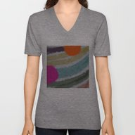 Unisex V-Neck featuring *Colors* by Mr And Mrs Quirynen