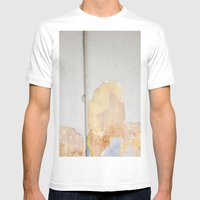 Malaysian Wall  Mens Fitted Tee White SMALL