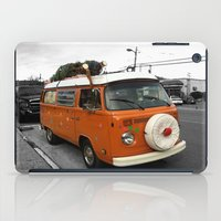 The Holiday Bus iPad Case