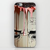 My Music Is Where I'd Li… iPhone & iPod Skin