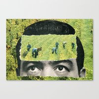Cultivate Your Mind Canvas Print