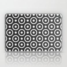 Circles And Dots II Laptop & iPad Skin