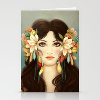 Helen Of Troy Stationery Cards