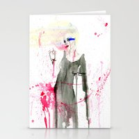 Here at the End Stationery Cards
