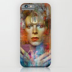 Ziggy in the sky  iPhone 6 Slim Case