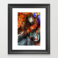 Differing Perspective Framed Art Print