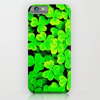 iPhone & iPod Case featuring CLOVER by Ylenia Pizzetti