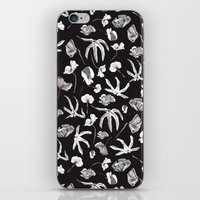 Plastic Jungle Pattern iPhone & iPod Skin