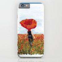 Poppy Feeling iPhone 6 Slim Case