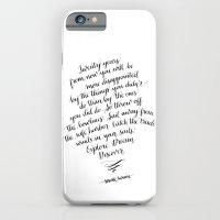 Explore. Dream. Discover. iPhone 6 Slim Case