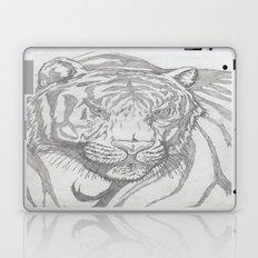 large tiger Laptop & iPad Skin