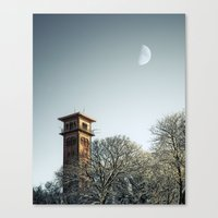 Cleadon Canvas Print
